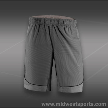 Wilson Solana Embossed 10 Inch Short-Cool Grey