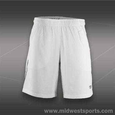 Wilson Cardiff Mesh Side Panel 10 Inch Short-White