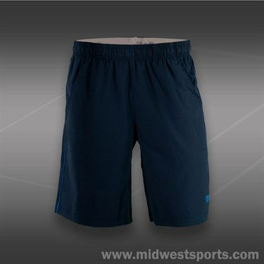 Wilson Cardiff Mesh Side Panel 10 Inch Short-Navy