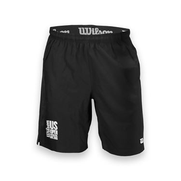 Wilson Rush Woven 10 Inch Short-Black
