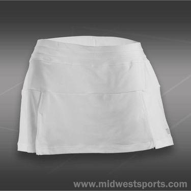 Wilson Team Skirt II - White