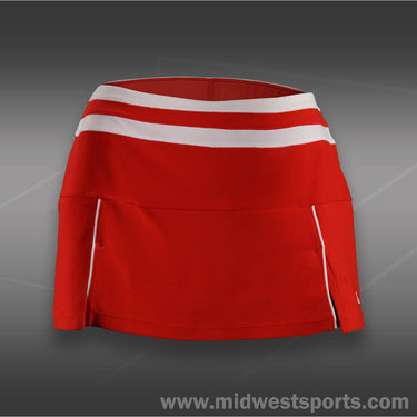 Wilson Team Skirt II - Red