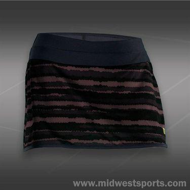 Wilson Cardiff Wavy Print Skirt-Coal