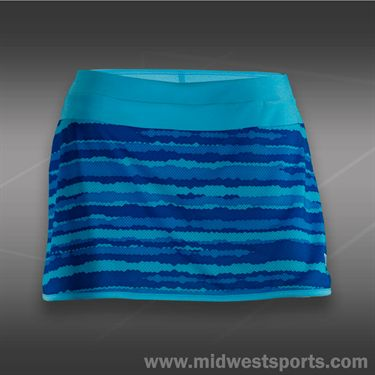 Wilson Cardiff Wavy Print Skirt-Oceana
