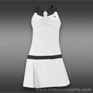 Wilson Tea Lawn Dress-White