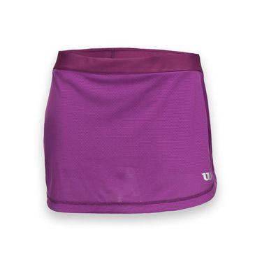 Wilson Mesh 12.5 Skirt-Plumberry