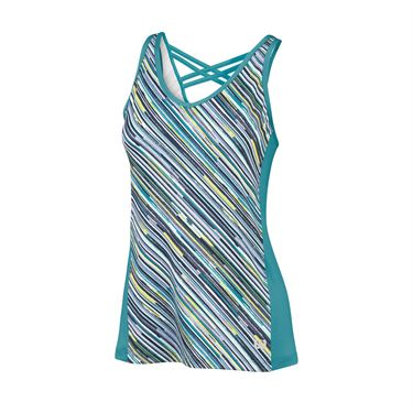 Wilson Classic Fit Tank - Tapestry Print/Eastern Shoreline