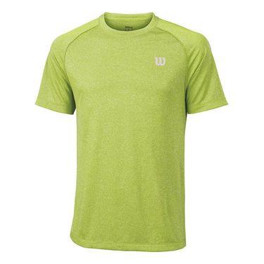 Wilson Core Crew - Green Glow/Pearl Grey