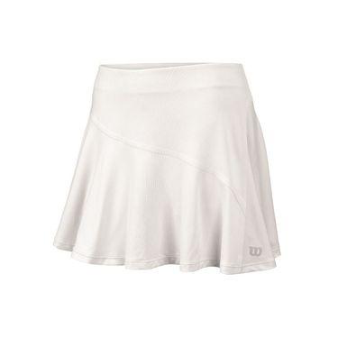 Wilson Bonded 13.5 Inch Skirt - White