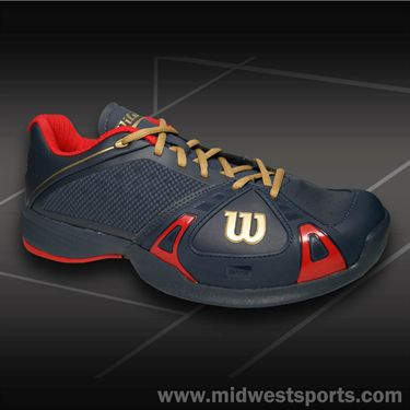 Wilson 100th Anniversary Rush Pro Mens Tennis Shoe