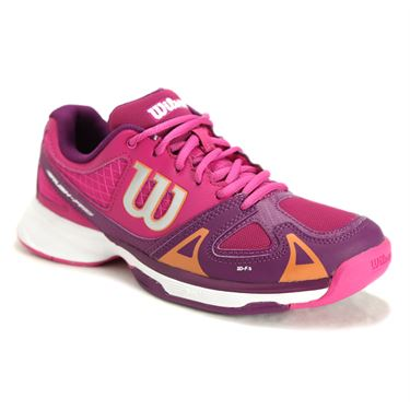 Wilson Rush Pro Junior Tennis Shoe