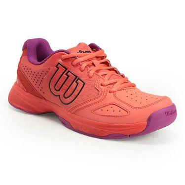 Wilson Kaos Comp Junior Tennis Shoe