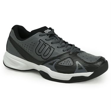 Wilson Rush Open 2.0 Mens Tennis Shoe - Iron Gate/Black
