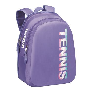 Wilson Match Junior Back Pack 2017 - Purple