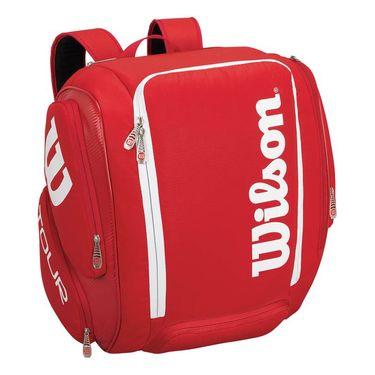 Wilson Tour V Tennis Backpack - Red
