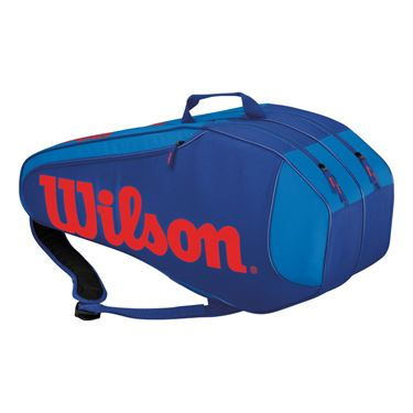 Wilson Burn Team Rush 6 Pack Tennis Bag