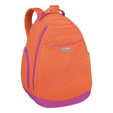 Wilson Womens Backpack - Red Print