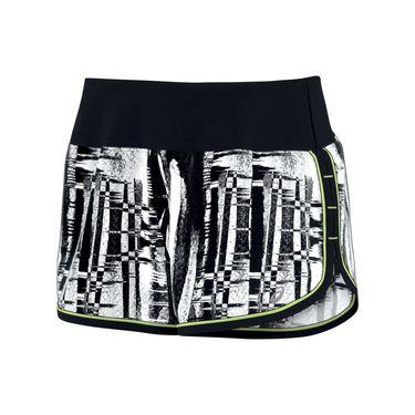 Asics Everysport Short - Black/Glitch Print