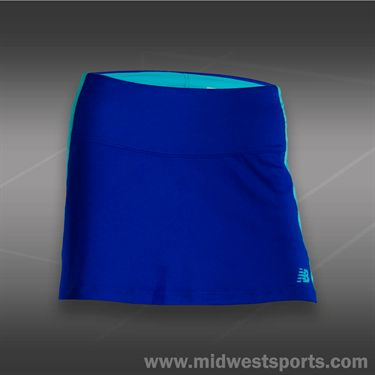 New Balance Challenger Skirt -UV Blue