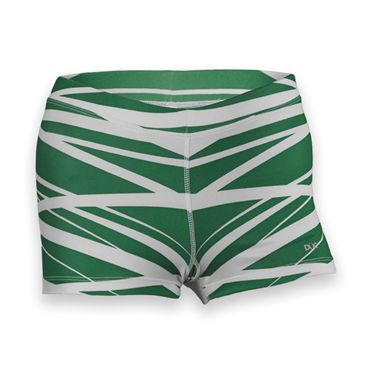 DUC Dive Compression Short-Pine Green