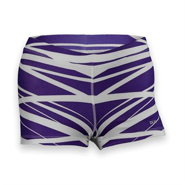 DUC Dive Compression Short-Purple
