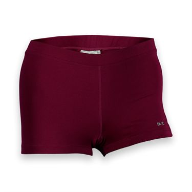 DUC Floater Compression Short-Maroon