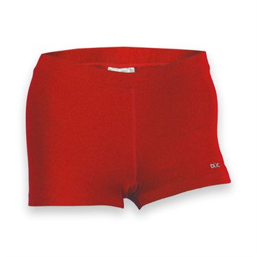 DUC Floater Compression Short-Red