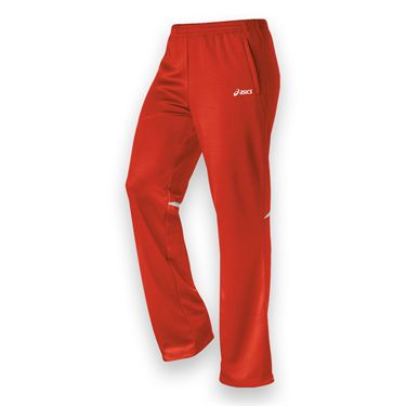 Asics Cali Pant - Red/White