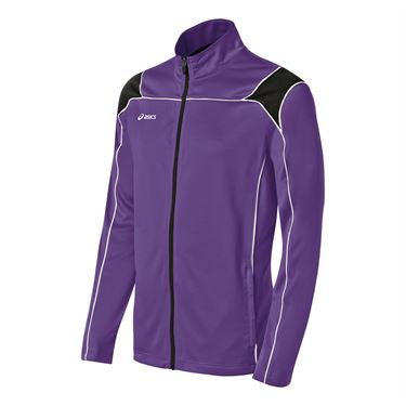 Asics Miles Jacket - Purple/Black