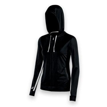 Asics Lani Warm Up Jacket - Black