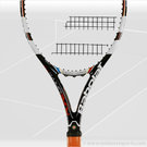 Babolat 2013 Pure Drive French Open Tennis Racquet DEMO