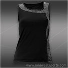 Sofibella Womens Bold Sleeveless Top 1046-BK