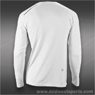 BloqUV Mens Long Sleeve 1202-WH