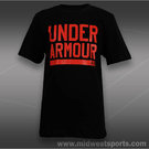 Under Armour Script Short Sleeve T-Shirt