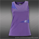 Lija Orange Crush Compression Break Tank Top