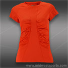 Lija Orange Crush Compression Force Top
