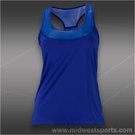 Lija Orange Crush Compression Volley Tank