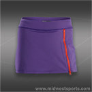 Lija Orange Crush Compression Dash Skirt