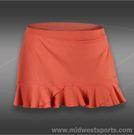 Sofibella Beat Mini Flounce Skirt