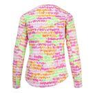 Icikuls Monet Long Sleeve V Neck - Pink