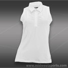 Lija Reflex Sleeveless Polo
