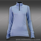 Lija Pace Quarter Zip Top