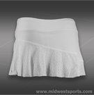 Lija Clarity Pursuit Multi Panel Skirt-White