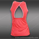 Lija Force Cross Back Tank-Calypso