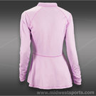 Lija Force 1/4 Zip Pullover-Lilac