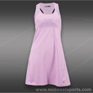 Lija Force A Line Dress-Lilac