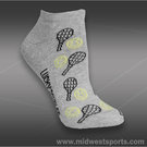 K-Bell Lucky Doubles Tennis Socks 16766
