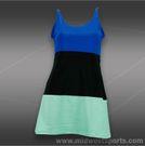 Jerdog Lov All Horizon Dress-Blue