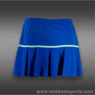 Jerdog Lov All Pleated Skirt-Blue