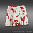 Jerdog Red Flamingo Swing Skirt